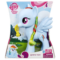 Jual My little Pony Rainbow Dash Basic Pony Tinggi 22cm Original Hasbro Murah