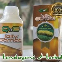 Obat Batu Ginjal Aman Untuk Semua Usia - QnC Jelly Gamat ORIGINAL