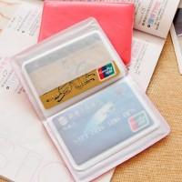HSI Dompet Tempat Kartu Mini Gambar Pita Lucu Cute Ribbon 12 Slot