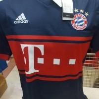 Jersey  Bayern Munich Munchen Away 17/18 Grade Ori