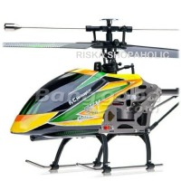 BIG Helicopter WLtoys V912 Sky Dancer 4CH RC With Gyro 4CH
