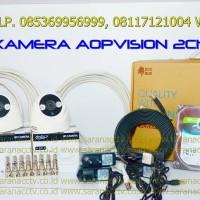 PAKET 4 CAMERA HD 1080P indoor / dome 2.0 Megapixel