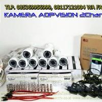 PAKET 8 CAMERA HD 1080P outdoor / bullet 2.0 Megapixel