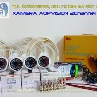 PAKET 4 CAMERA HD 1080P outdoor 2.0 Megapixel