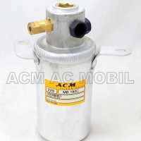Receiver Drier Dryer Filter Mercy Benz C Class W202 AC Mobil Mercedes