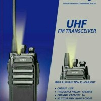 walkie handy talkie Radio HT SPC garansi 1 tahun postel