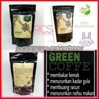 BSH GREEN COFFEE / COFE ~ KOPI HERBAL PENURUN BERAT BADAN ALAMI