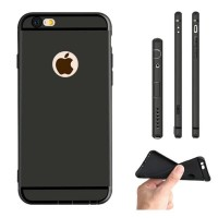 Jual jelly doff slim silicone ultra thin iphone 6 6s PLUS case casing cover Murah
