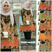 Dress Batik Solo. Tunic Batik Cendrawasih Series Limited