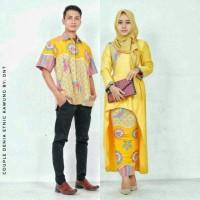 Sarimbit Batik Solo. Couple RnB Batik Denia Etnic Kawun Limited