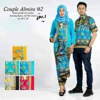 Sarimbit Batik Solo. Couple RnB Batik Almira 2 Series Berkualitas