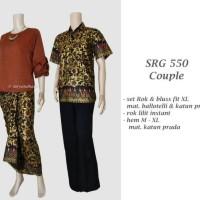 Sarimbit Batik Solo. Couple RnB Batik Tasya Series Diskon