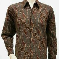 Kemeja Batik Solo. Kemeja Batik Motif Parang Panjang Se Berkualitas