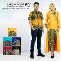 Sarimbit Batik Solo. Couple RnB Batik Sofia Series Murah
