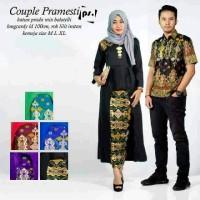 Sarimbit Batik Solo. Couple RnB Batik Pramesti Series Limited