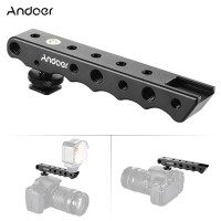 Andoer Video Top Handle Handgrip Stabilizing Grip Cold Shoe For Camera