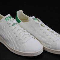 adidas Originals Stan Smith OG Primeknit Trainers In White