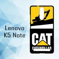 Casing Hardcase HP Lenovo K5 Note caterpillar excavator X5861