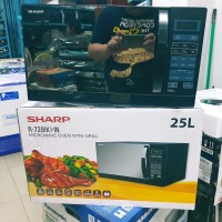 Microwave Oven With Grill Sharp R-728K-IN