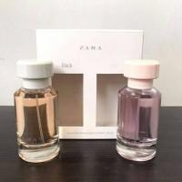 Jual Original Parfum Zara Black and Rose Gift Set isi 2pcs Murah