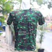 Kaos TNI Murah Grosir KLH1 Loreng NKRI Army Tentara Militer Grosir