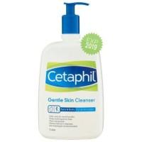 Cetaphil Gentle Skin Cleanser 1 L/Liter/Litre 1L/1Litre 1000 mL 1000mL