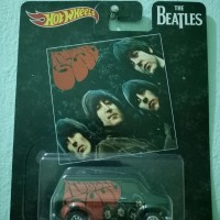 Jual Hot Wheels HW The Beatles Ford Transit Supervan Murah