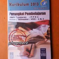 CD RPP PPKN Kurikulum 2013 Revisi 2017 Untuk SMP MTs Kelas 8-VIII