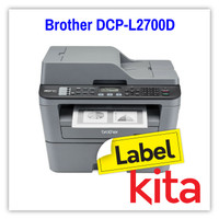 Printer Laser Multifungsi Brother MFC-L2700D | MFC L2700D - 32 ppm