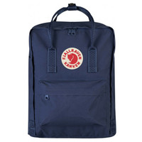 Tas Ransel Kanken Classic ORIGINAL Royal Blue - Pinstripe Pattern