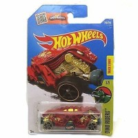 Hot Wheels Double Demon Dino Riders Edition