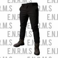 Jual Celana chino panjang |BIG SIZE|BLACK|STRETCH Murah