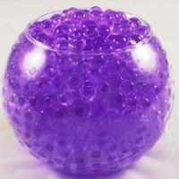 Bibit Hidrogel / Hydrogel eceran warna Ungu / Purple (Import)