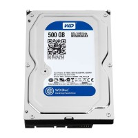 WDC - Western Digital HDD Internal 500GB - Caviar Blue (WD5000AAKX)