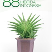 Buku 88 Sansevieria Hibrida Indonesia