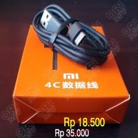 Kabel Data Xiaomi Type C Cable Hp Xiomi Tipe C mi4c mi5 charger casan