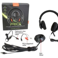 TERLARIS Plantronics RIG Stereo Gaming Headset White RLS390