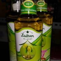 Minyak Zaitun Al Afiat Extra Virgin Olive Oil 350 ML  Zaitun Oil Murni