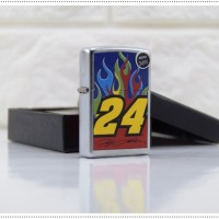 Jual ZIPPO ORIGINAL JEFF GORDON BIG #24 24227 STREET CHROME Murah