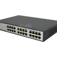 D-Link Desktop 24 Port Gigabit Switch - DGS-1024D (Metal)