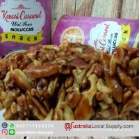 Kenari Caramel - snack kenari khas Maluku