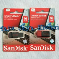 Flashdisk Sandisk 16 GB Giga Flash Disk Drive Memory 16GB USB Gigabyte