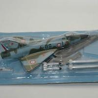 Italeri Fabbri Military Aircraft Mirage III 1:100 with Stand/Base NEW