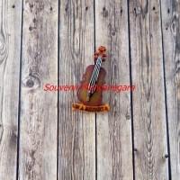 Jual Magnet Kulkas Italia Biola Violin Buat Souvenir
