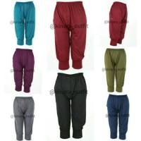 celana aladin pendek JUMBO/dalaman gamis,rok/celana harian
