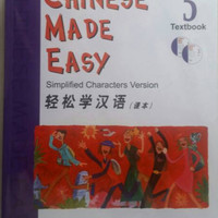 Chinese Made Easy 5 Textbook