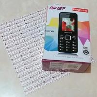 Handphone / HP BellPhone BP-127 [CandyBar / GSM-GSM]