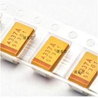Capacitor Tantalum 330uF AVX NEC tokin 0E907 0E128