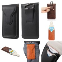 harga Dual Layer Leather Holster Pouch 5,5in With Carabiner (16 X 8.5 Cm) Tokopedia.com