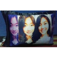 bantal artis korea bantal custom foto printing